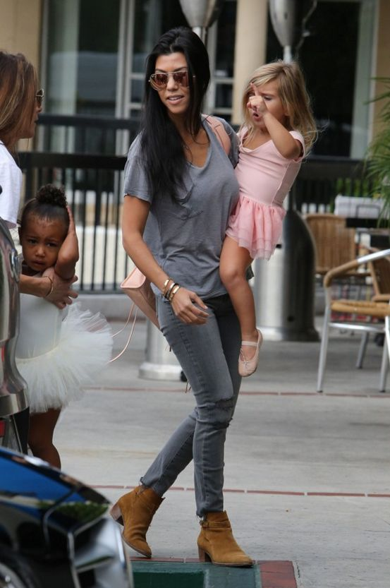El Estilo De Las Kardashians