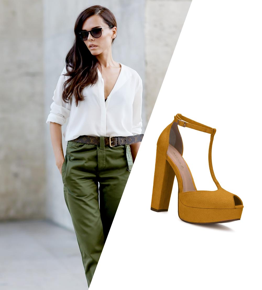 Colorea tus pasos de amarillo: el color de la primavera | #BlogAndrea